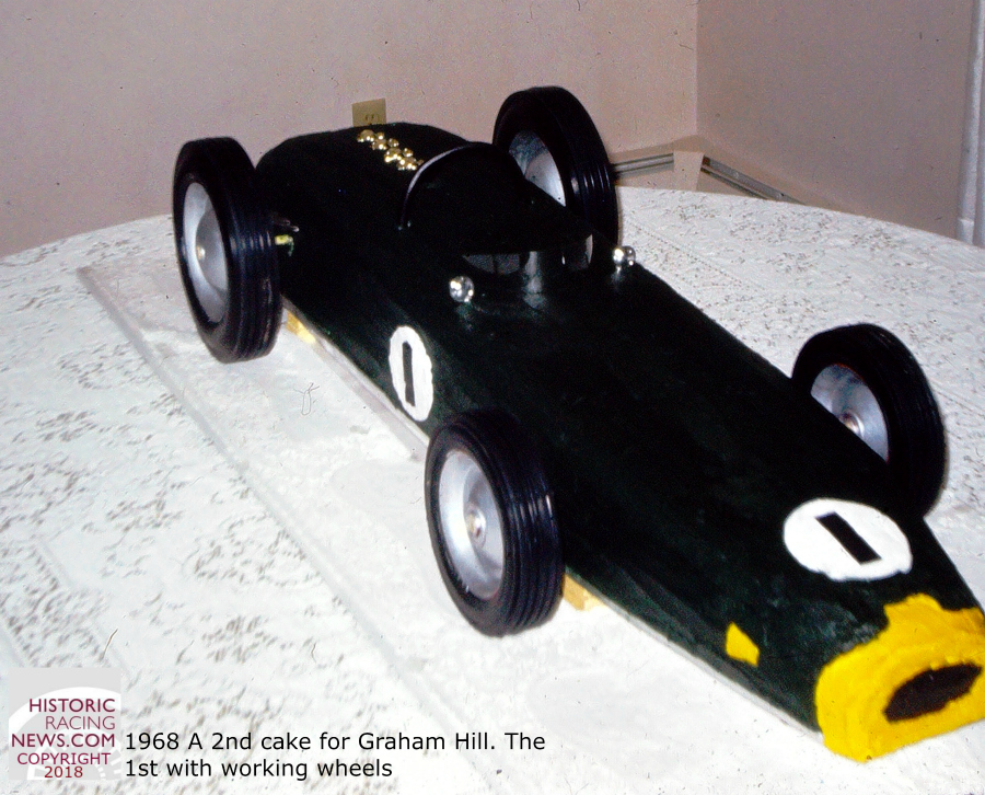 Graham Hill Cake Two