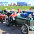 VSCC Closing Formula Vintage Season at Snetterton on Sunday