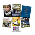 RAC Book Awards Shortlists Revealed