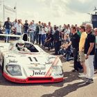 Gallery: Porsches at the Zandvoort Historic GP