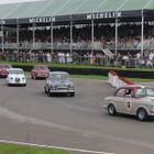 Chicane action at Goodwood!