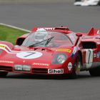 Castle Combe Autumn Classic Features Le Mans Theme