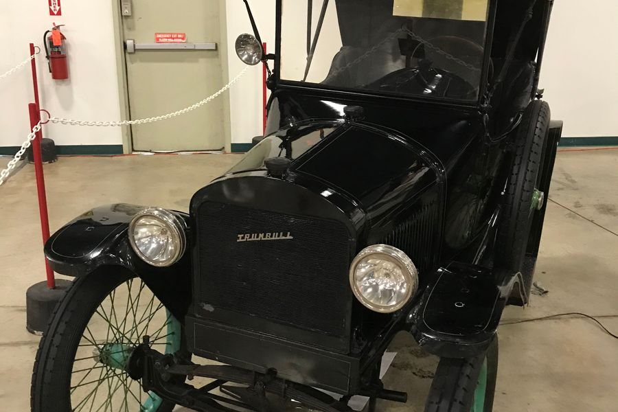 1915 Trumbull that sold new for $425 Dollars