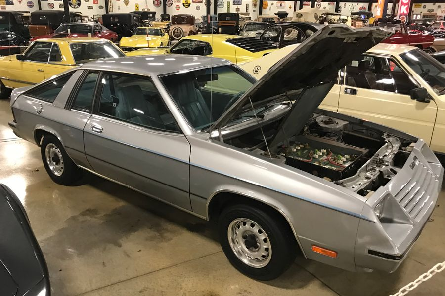 1982 Dodge Dart Electric.  One of 50 made.