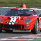 GT40 at Spa, Patrick Davin Pictures