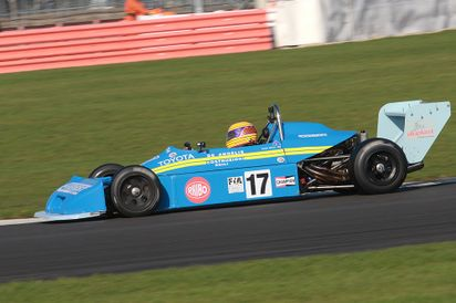 Keith White, Ralt RT1, Classic F3