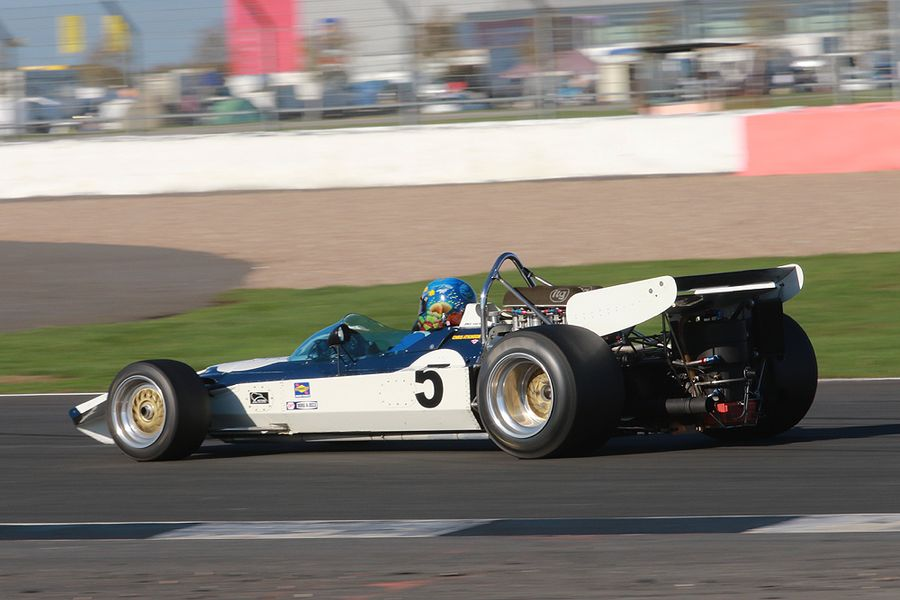 Chris Atkinson, Surtees TS8