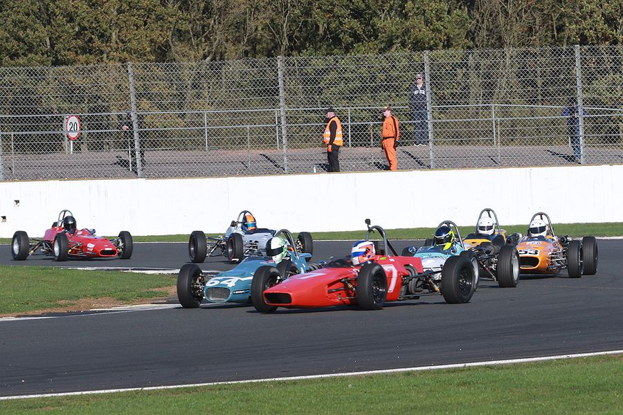 HSCC Historic Formula Ford Pack