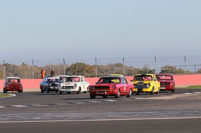 HSCC/HRSR Historic Touring Cars Field