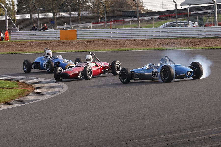 Rear-Engined Formula Junior Drama!