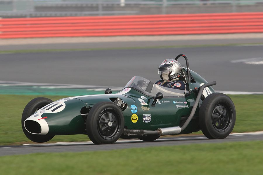 Nick Taylor, Elva 100, Formula Junior