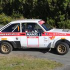 Pritchard and Clarke Ford Escort