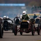 Edwardian Racers Return to Goodwood Members' Meeting