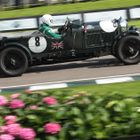 Bentley at Goodwood
