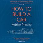 Adrian Newey Biography Claims Top Award