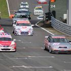 Super Tourers at Oulton