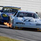Classic Daytona: Leaders Emerge as Others Fall Away