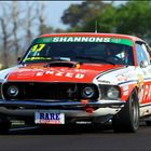 TCM - Johnson Mustang at Bathurst