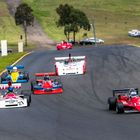 Formula 5000s Joining Sports and Racing Car Field at Tasman Festival