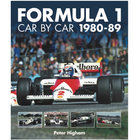Bookshelf: Formula One: Car by Car 1980-89