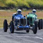 Pre-War Cars Dazzle at South African Historic Grand Prix Festival