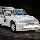 Auction News: Low Mileage MG Metro 6R4 to be Sold at Autosport International