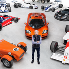 Championship Winning Formula One Designer Gordon Murray Awarded CBE