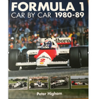 Bookshelf: FORMULA 1 – Car by Car 1980 to 1989 by Peter Higham