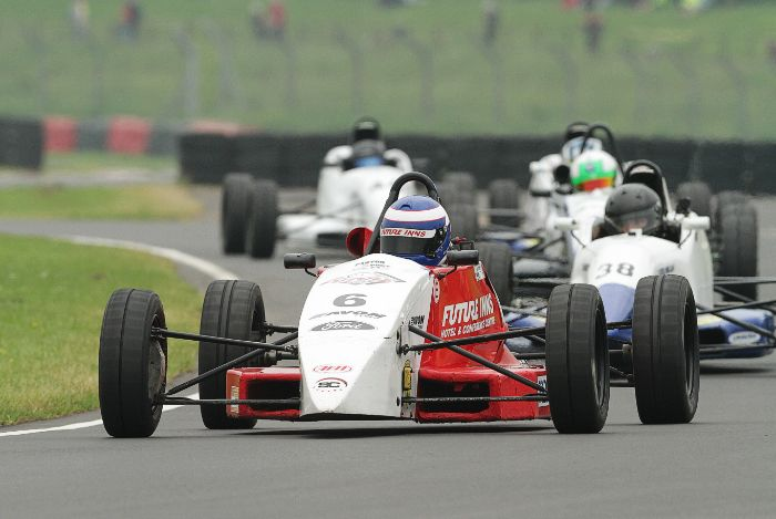 Formula Ford at Castle Combe
