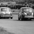 Dedicated Daily Mini Races at Silverstone Classic