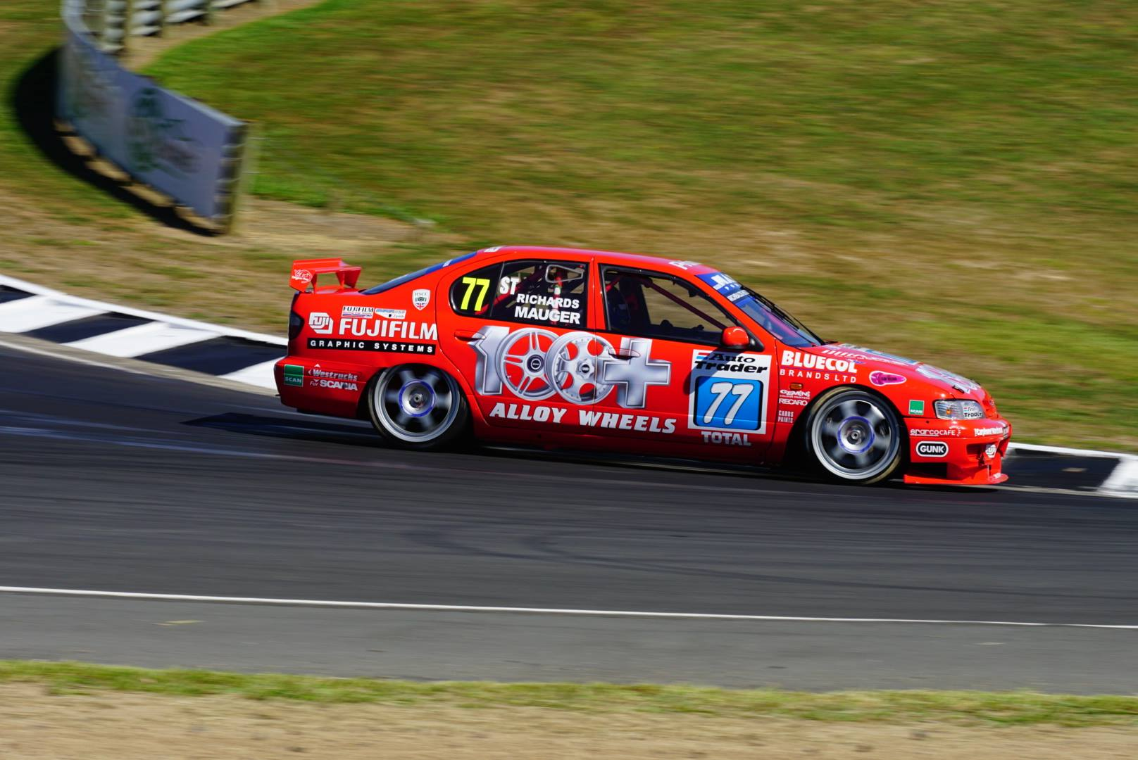 Steve Richards, Nissan Primera