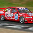 Richards Takes Hard Fought Double on Day Two at Legends of Bathurst