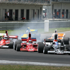 F5000 Thunder at Taupo Historic GP