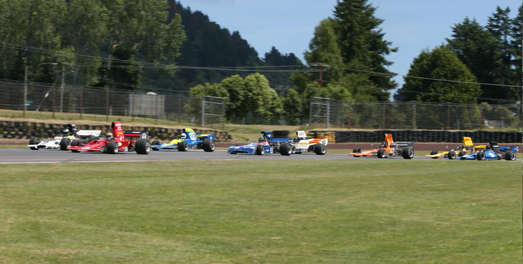Smith Takes Opening Taupo F5000 Win
