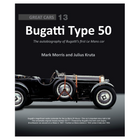 Bookshelf: Great Cars: Bugatti Type 50