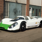 Porsche Museum Marks Fifty Years of the 917