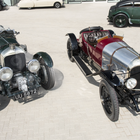 First Racing Bentley on Show at Retromobile