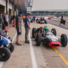 Free Testing for Competitors at Silverstone Classic Media day