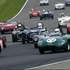Donington Historic Festival Timetable Announced