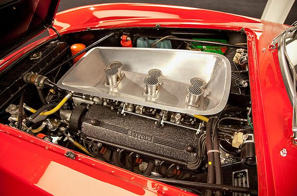 Ferrari 250 GT SWB Engine