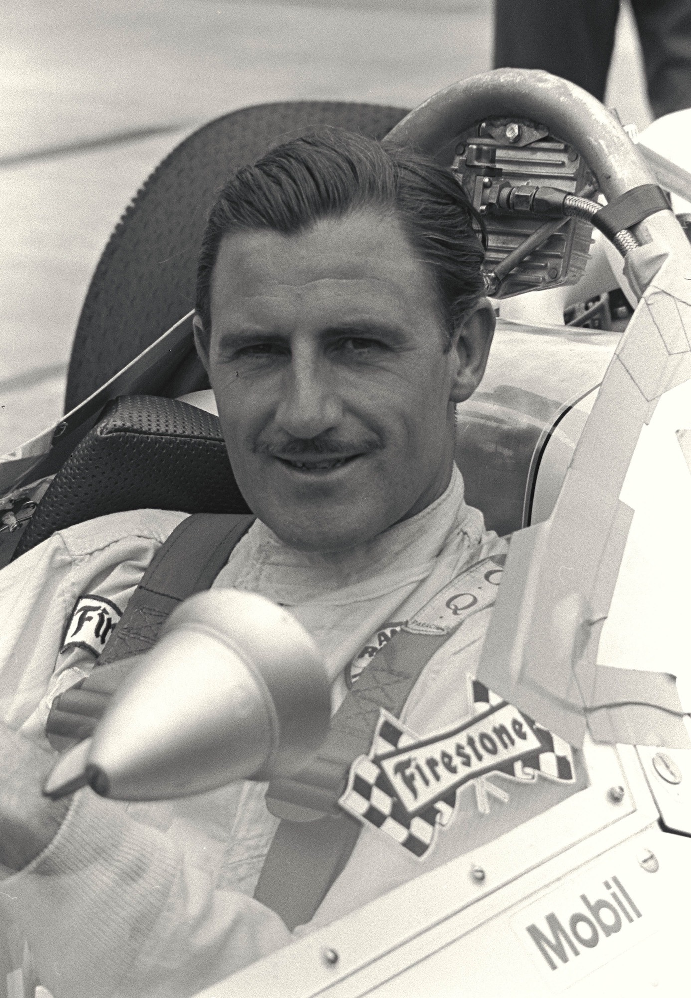 Graham Hill, Indianapolis Lola
