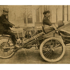 1907 Three-Wheeler to Take on Peking to Paris Challenge