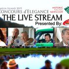Amelia Island Concours d'Elegance 'THE LIVE STREAM' presented by Reliable Carriers Announcers Finalized