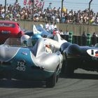 Historics at le Mans