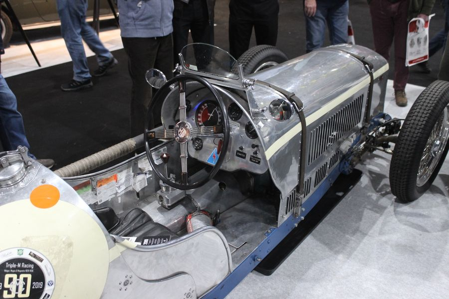 Methanol-Fuelled MG Special