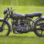 Classic Motorcycles at The Amelia