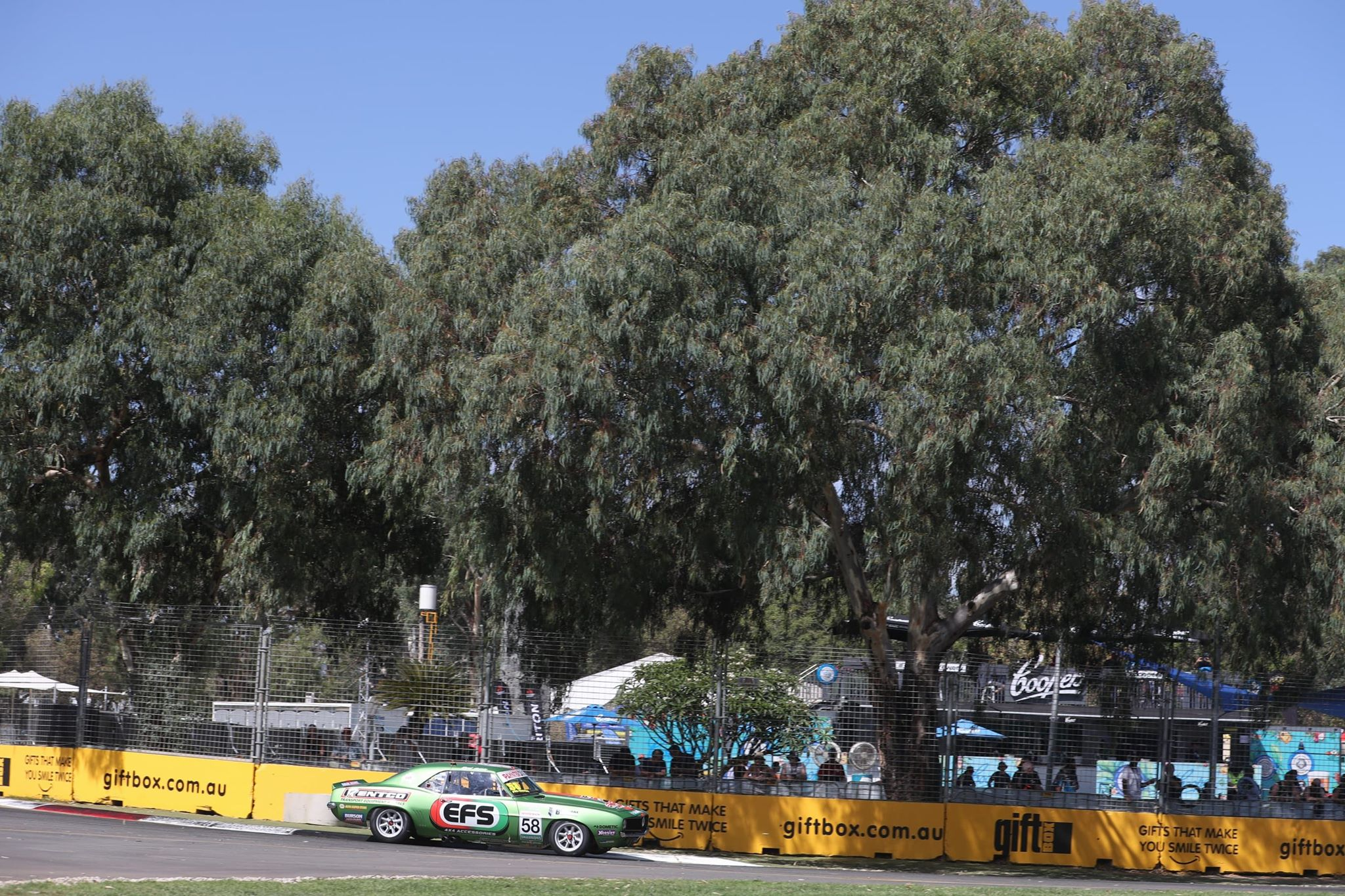 Touring Car Masters at Adelaide