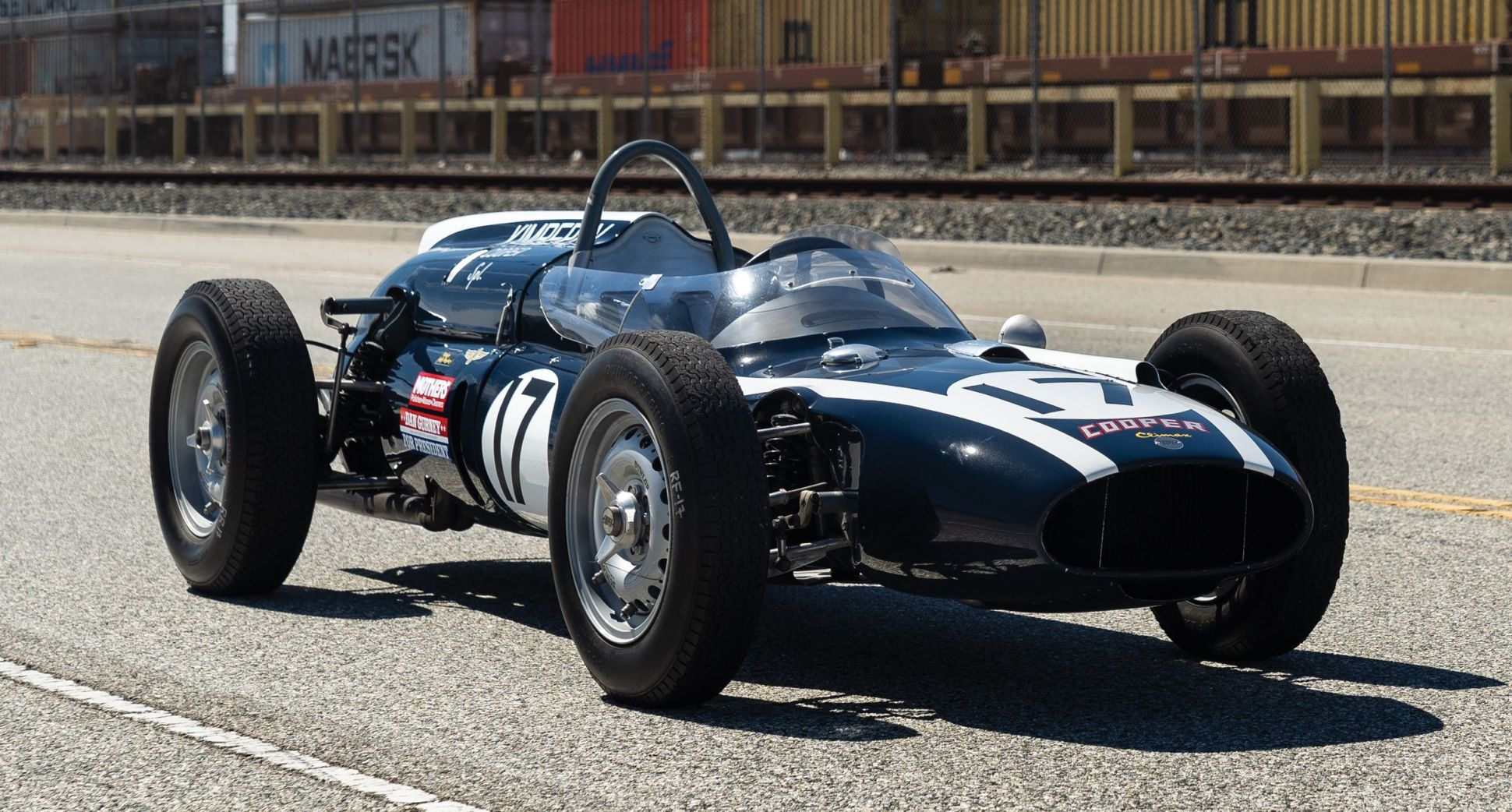 1961 Cooper Climax T54