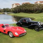 Mercedes and Ferrari take Best in Show Honors at The Amelia