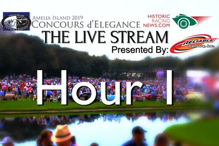 Video: Amelia Island Concours d'Elegance Hour One